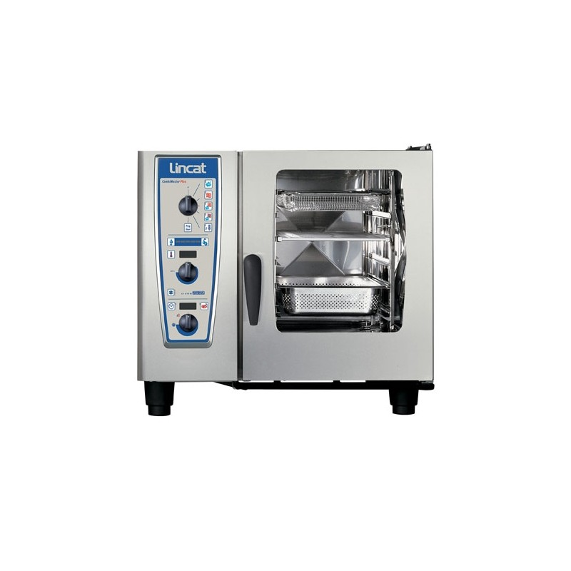Electric Combi Steamer