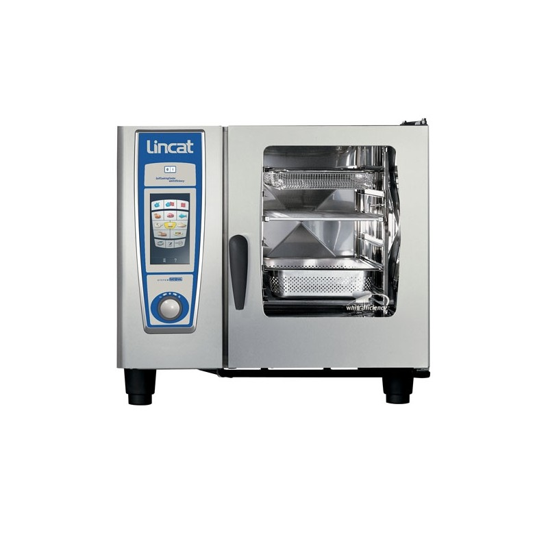 Electric Self Cooking Center 6x1/1GN