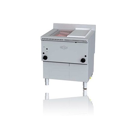 Gas Grill/Griddle length 75cm