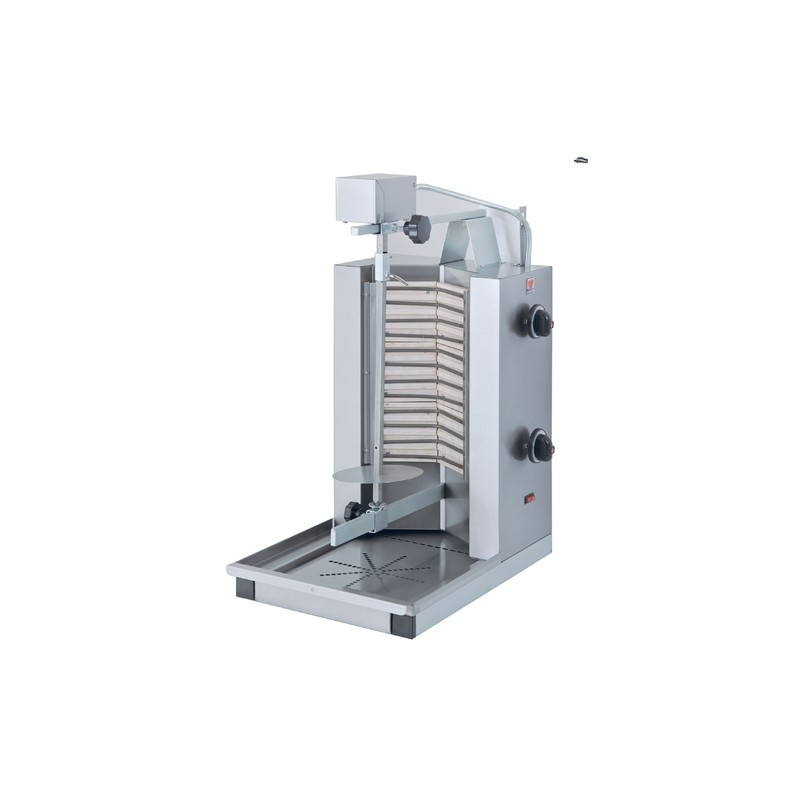 Small Electric Kebab Grill up to 15kg load