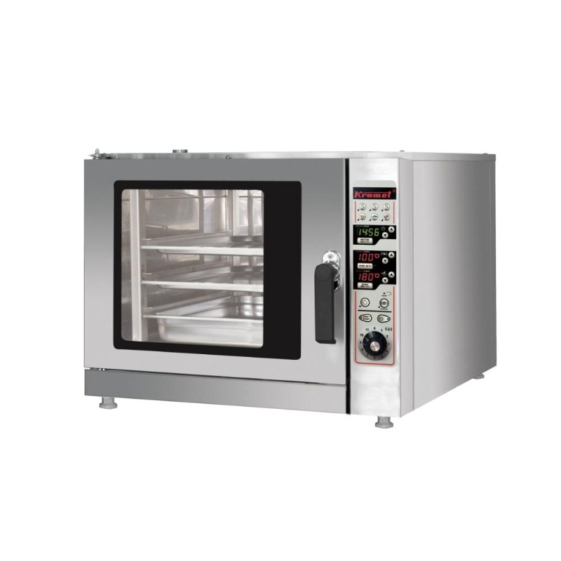 Electric Combi Steamer 4 x 1/1 GN