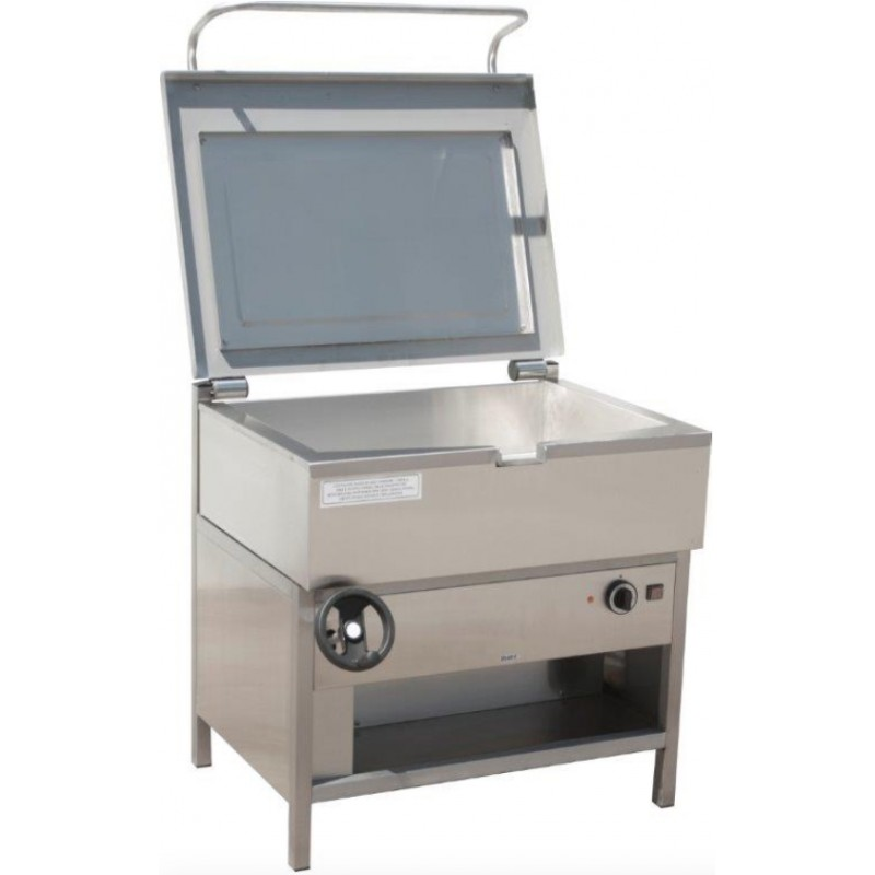 Electric Bratt Pan, Tilting Pan 55 ltr
