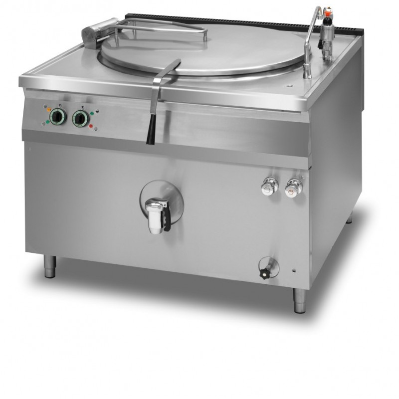 Electric Boiling Pan 250 litres capacity