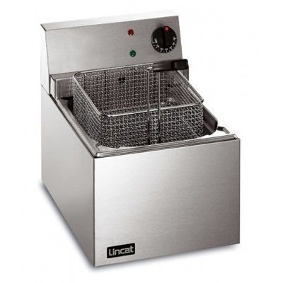 Electric Fryer 2.5ltr single tank, one basket