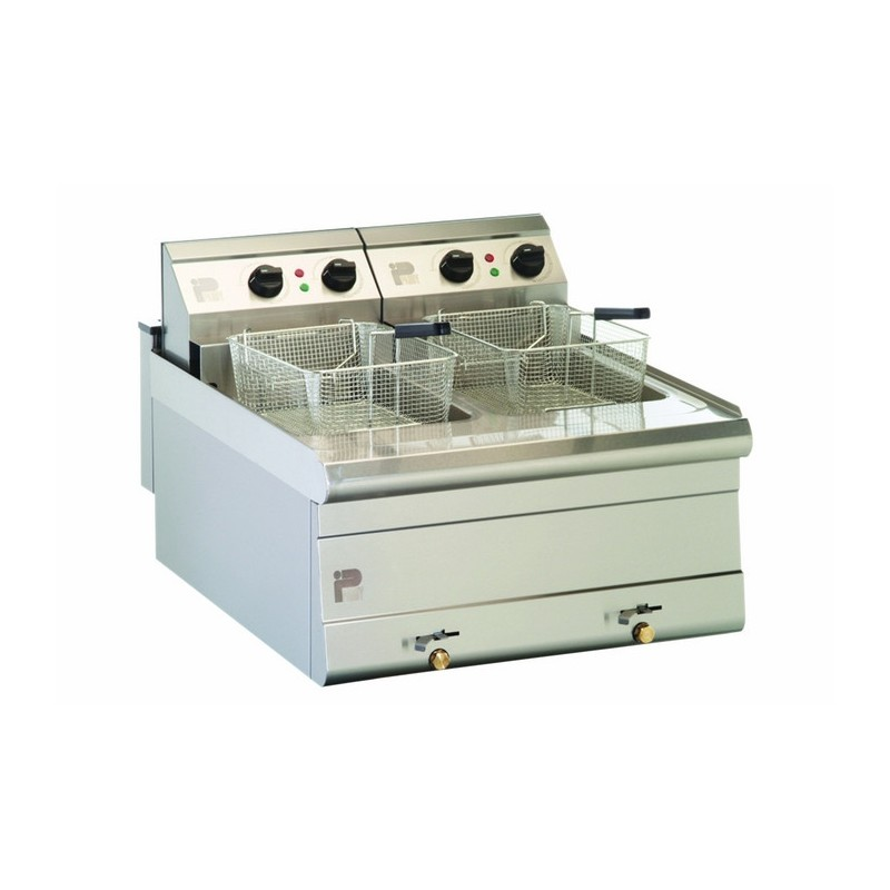 Electric Fryer 2x9 ltr capacity