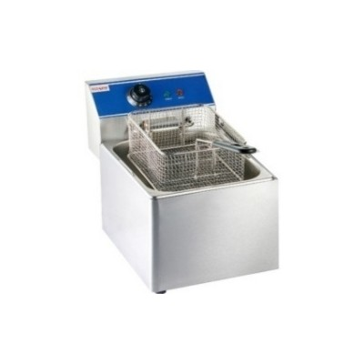 Electric Fryer 4.6ltr single tank, one basket