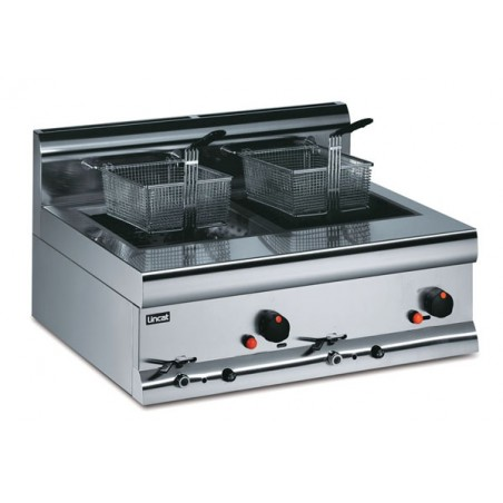 Table Top Gas Fryer 2x6 ltr