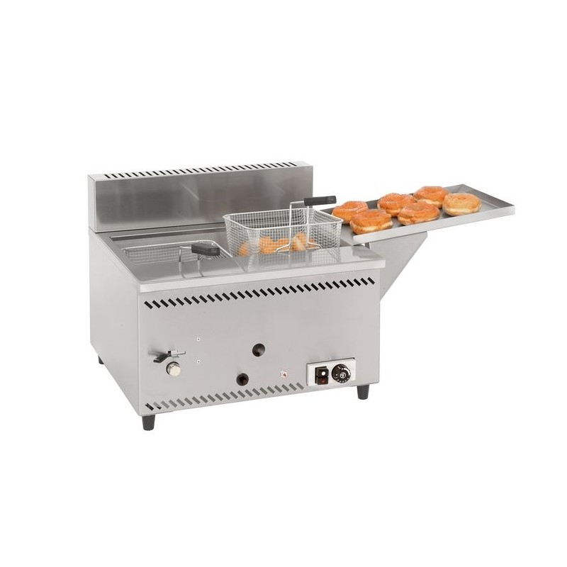 Table Top Doughnuts Gas Fryer 7.5 ltr