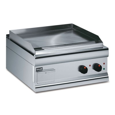Electric Griddle with plain surface and dual zone