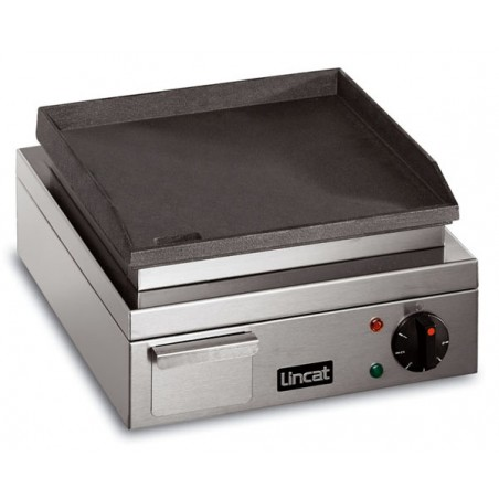 Electric Griddle with cast iron plain surface