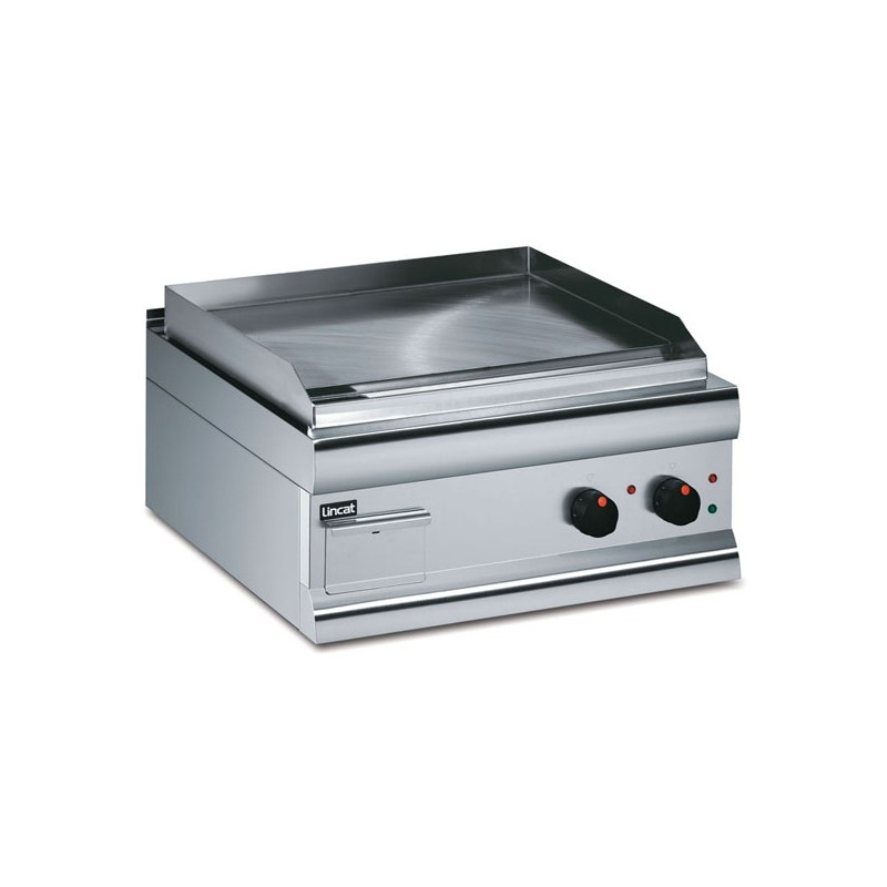 Electric Griddle with plain surface chrome plated