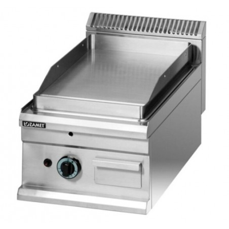 Gas Griddle with plain surface