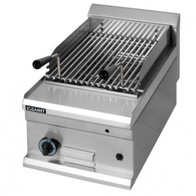 Lava Rocks Gas Grill