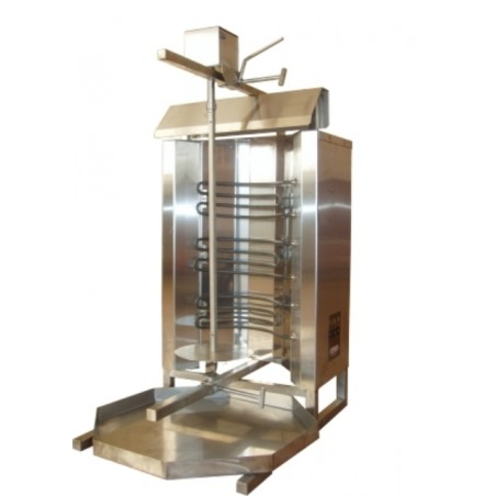 Electric Kebab Grill - 15 kg load