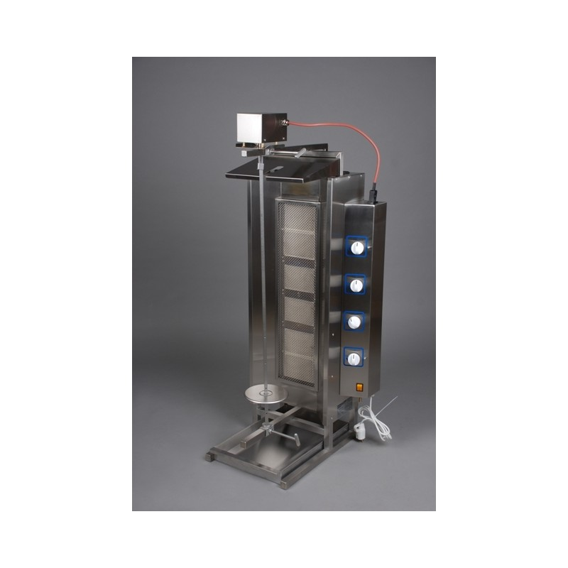 Gas Kebab Grill - up to 20 kg load