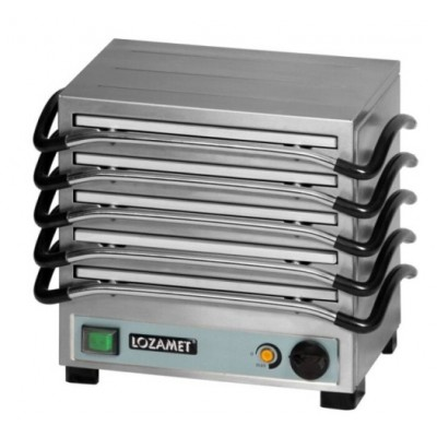 Plate warmer - 5 plates