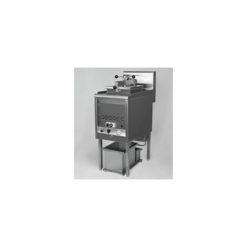 Gas Pressure Fryer 12 ltr capacity