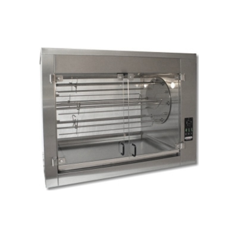 Planetary Electric Chicken Rotisserie for 30 chickens