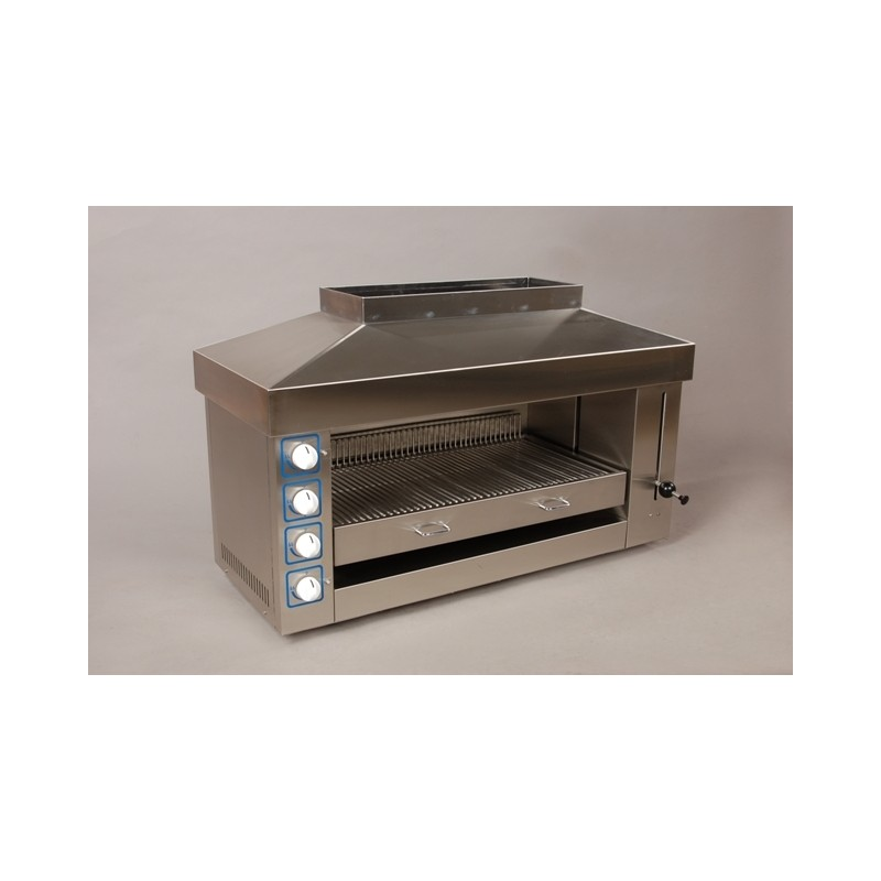 Gas Salamander Grill - length 1000 mm