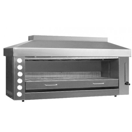 Gas Salamander Grill - length 1370 mm