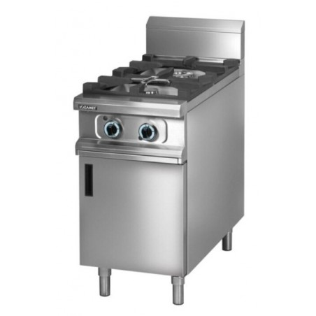 Gas Cooker with Cupboard