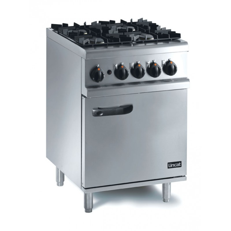 Gas Cooker with Gas Oven